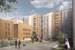 Жилой комплекс бизнес-класса «Дом на Барвихинской»