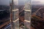 Клубный небоскреб NEVA TOWERS