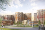 Жилой комплекс со встроенными помещениями общественного назначения, подземными автостоянками, административным зданием и объектами социальной инфраструктуры