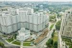 Улично-дорожная сеть, жилого комплекса с подземной автостоянкой и социальной инфраструктурой