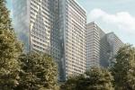 Многофункциональный жилой комплекс в составе ТПУ «Верхние Лихоборы».