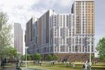 Жилой комплекс «Талисман» с подземной парковкой, встроенными помещениями БКТ, ДОО.